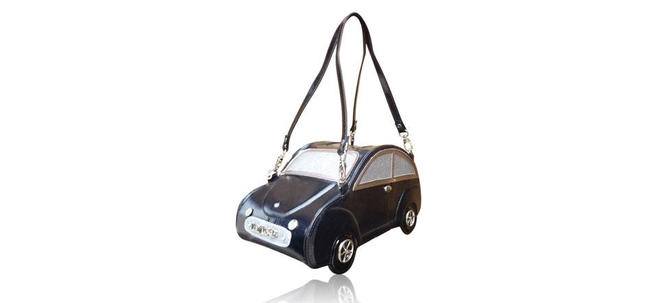 Sac original voiture noire