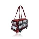 Sac a main original bus de londres rouge