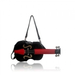 sac a main original violon noir