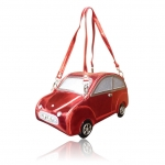 Sac a main original voiture rouge